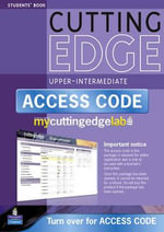 MyCuttingEdgeLab Upper-Intermediate Student Pack (Course Book with CD) - Moor, Eales Cunningham
