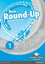 Round up Level 1 Teacher's Book/Audio CD Pack : Round up Grammar Practice Ser. - Jenny Dooley