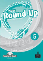 Round up Level 5 Teacher's Book/Audio CD Pack : Round up Grammar Practice Ser. - Jenny Dooley
