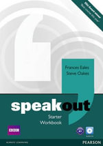 Speakout Starter Workbook No Key and Audio CD Pack - Frances Eales