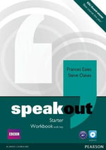 Speakout Starter Workbook with Key and Audio CD Pack : Speakout - Frances Eales