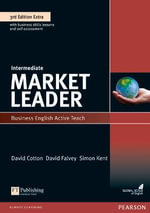 Market Leader Intermediate Active Teach - David Cotton
