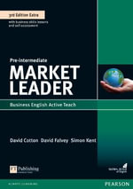 Market Leader 3rd Edition Pre-intermediate Active Teach - Falvey, Kent Cotton