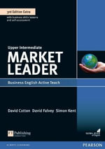 Market Leader 3rd Edition Upper Intermediate Active Teach - David Cotton