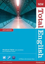 New Total English Advanced Students' Book with Active Book Pack - Antonia Clare