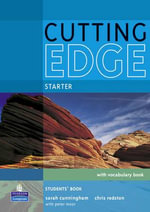 ELT Value Pack New Cutting Edge Starter Version 2 - Peter Moor