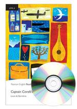 Captain Corelli's Mandolin & MP3 Pack : Level 6 - Louis de Bernieres