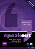 Speakout Upper Intermediate Students' Book with DVD/active Book and MyLab Pack - Steve Oakes