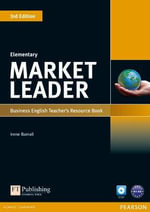 Market Leader Elementary Teacher's Resource Book/test Master CD-ROM Pack - Irene Barrall