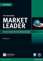 Market Leader Pre-intermediate Teacher's Resource Book/test Master CD-ROM Pack - Bill Mascull