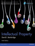 Intellectual Property - David Bainbridge