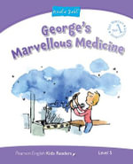 Penguin Kids 5 George's Marvellous Medicine Reader : Penguin Kids (Graded Readers) - Andrew Hopkins