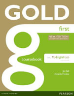 Gold Coursebook with MyFCELab Pack - Jan Bell