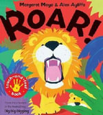 Roar! : Touch-and-feel Book - Margaret Mayo
