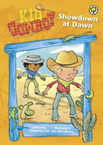 Showdown at Dawn : 3: Kid Cowboy`s Showdown at Dawn - Catherine Coe