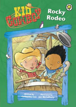 Rocky Rodeo : 4: Kid Cowboy`s Horse Horror - Catherine Coe