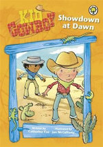 Showdown at Dawn : Kid Cowboy Series - Catherine Coe