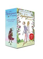 Shakespeare Stories Slipcase x 16 titles - Andrew Matthews