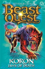 Koron Jaws of Death : Beast Quest The Pirate King Series : Beast Quest : Book 44 - Adam Blade