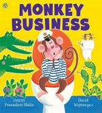 Monkey Business - Smriti Prasadam-Halls