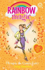 Olympia the Games Fairy : The Rainbow Magic Series : The Holiday Fairies - Daisy Meadows