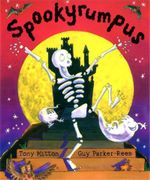 Spooky Countdown to Halloween - Guy Parker-Rees