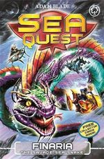 Finaria the Savage Sea Snake : Sea Quest : Book 11 - Adam Blade