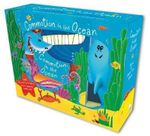 Commotion in the Ocean  : Board Book and Bath Toy Boxed Set - David Wojtowycz