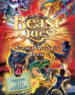 Beast Quest : Sticker Activity Book - Adam Blade
