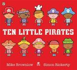 Ten Little Pirates - Simon Rickerty