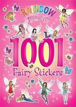 1001 Fairy Stickers : Rainbow Magic - Daisy Meadows