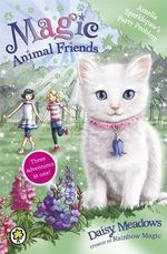 Amelia Sparklepaw's Party Problem : Magic Animal Friends - Daisy Meadows