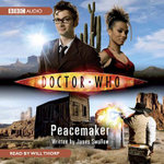 Peacemaker : Doctor Who - James Swallow
