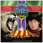 Hornets' Nest : Circus of Doom  : Doctor Who  - Paul Magrs