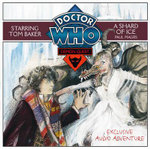 Demon Quest : Shard of Ice  : Doctor Who - Paul Magrs