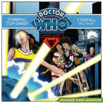 Demon Quest : Starfall  : Doctor Who - Paul Magrs