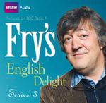 Fry's English Delight : Series 3 - Stephen Fry