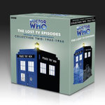 Doctor Who : The Lost TV Episodes Collection: (1966-1967) 3