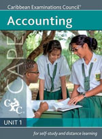 Accounting Cape Unit 1 Study Guide : Caribbean Examinations Council - Caribbean Examinations Council
