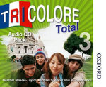 Tricolore Total 3 Audio CD Pack (5x Class Cds 1x Student CD) - Sylvia Honnor