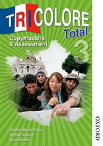 Tricolore Total 3 Copymasters & Assessment : Copymasters & Assessment Stage 3 - Heather Mascie-Taylor
