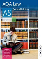 AQA Law AS : Including Debt Relief Orders - Richard Wortley