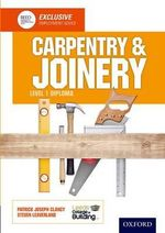 Carpentry & Joinery Level 1 Diploma - Leeds College of Building