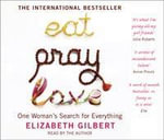 Eat, Pray, Love 5xCD - Elizabeth Gilbert