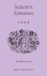 Schott's Almanac 2009 - Ben Schott