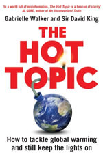 The Hot Topic : How to Tackle Global Warming and Still Keep the Lights On - David King