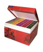 Harry Potter Boxed Set - 7 x Paperback Books in a Box : Signature Edition Set - J.K. Rowling
