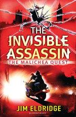 The Invisible Assassin : The Malichea Quest Book 1 - Jim Eldridge