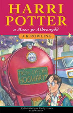 Harri Potter a Maen Yr Athronydd : Welsh Edition of Harry Potter and the Philosopher's Stone - J. K. Rowling
