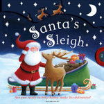Santa's Sleigh : A Fun Christmas Counting Book - Kathryn Smith